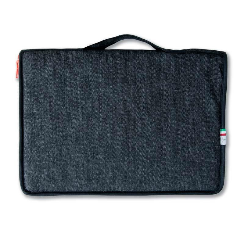 AREA CUSTODIA VAVELIERO PER MACBOOK PRO 13 DARK DENIM