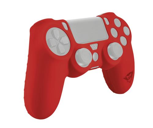 TRUST COVER TRUST PER CONTROLLER PS4 RED