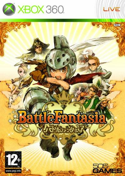 MICROSOFT GAME MICROSOFT XBOX 360 BATTLE FANTASIA