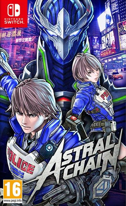 NINTENDO GAME NINTENDO SWITCH ASTRAL CHAIN