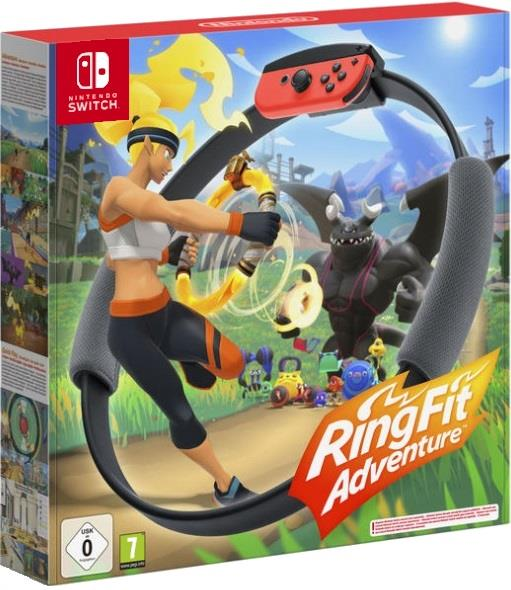 NINTENDO GAME NINTENDO SWITCH RING FIT ADVENTURE