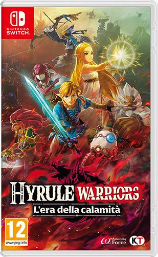 NINTENDO GAME NINTENDO SWITCH HYRULE WARRIORS AGE CALAMITY ITA