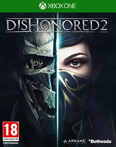MICROSOFT GAME MICROSOFT XBOX ONE DISHONORED 2