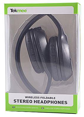 APPLE TEKMEE CUFFIE BLUETOOTH FOLDABLE