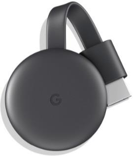 GOOGLE GOOGLE CHROMECAST VIDEO FULL HD