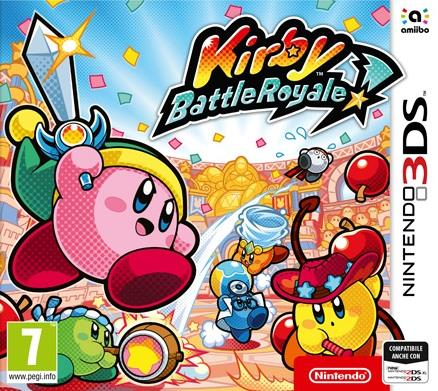 NINTENDO GAME NINTENDO 3DS KIRBY BATTLE ROYALE