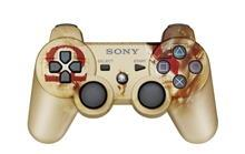 SONY CONTROLLER PS3 DUALSHOK GOD OF WAR