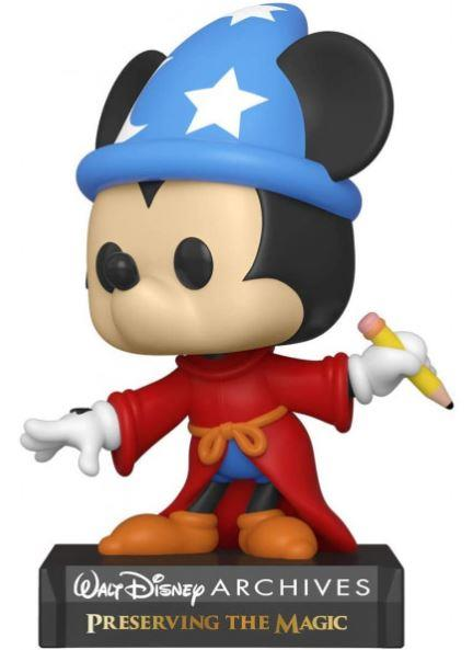 FUNKO ACTION FIGURES FUNKO POP DISNEY ARCHIVES: SORCERER MICKEY