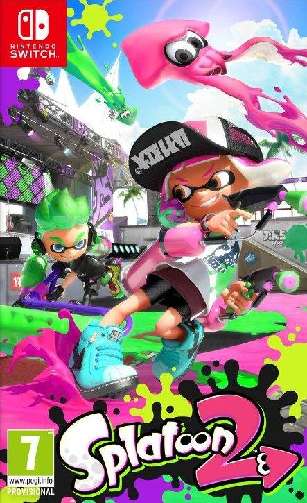 NINTENDO GAME NINTENDO SPLATOON 2 ITA