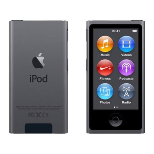 APPLE IPOD NANO APPLE 16GB - SPACE GRAY