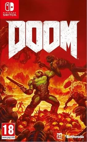 NINTENDO GAME NINTENDO SWITCH DOOM