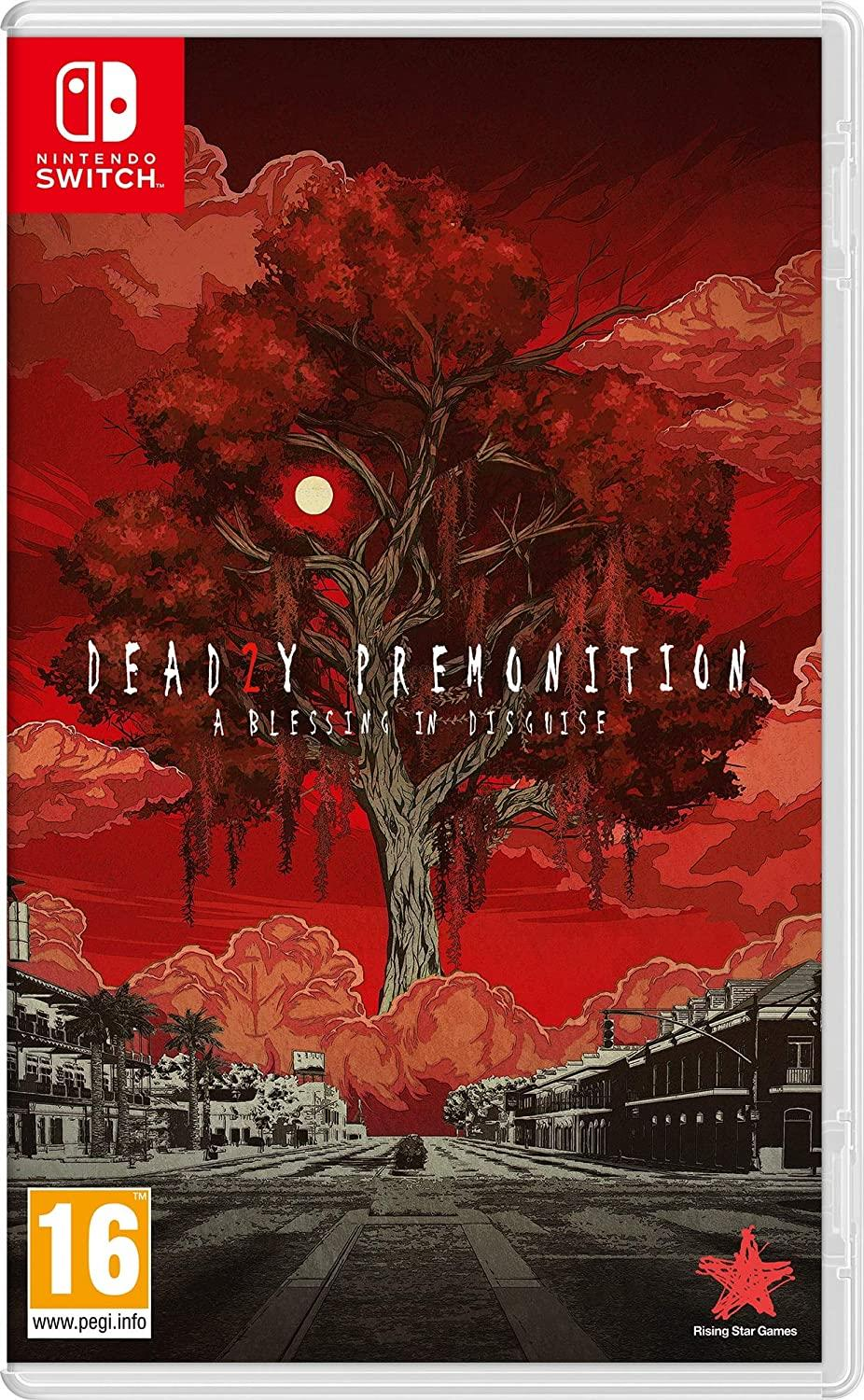 NINTENDO GAME NINTENDO SWITCH DEADLY PREMONITION 2