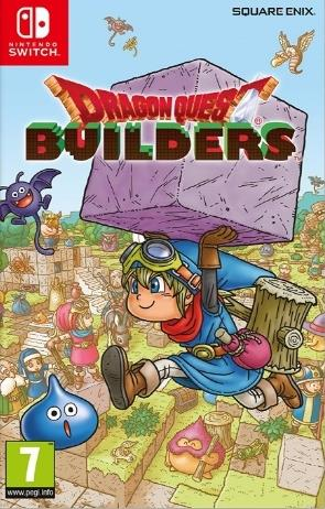 NINTENDO GAME NINTENDO SWITCH DRAGON QUEST BUILDERS