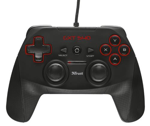 TRUST WIRED GAMEPAD GXT540