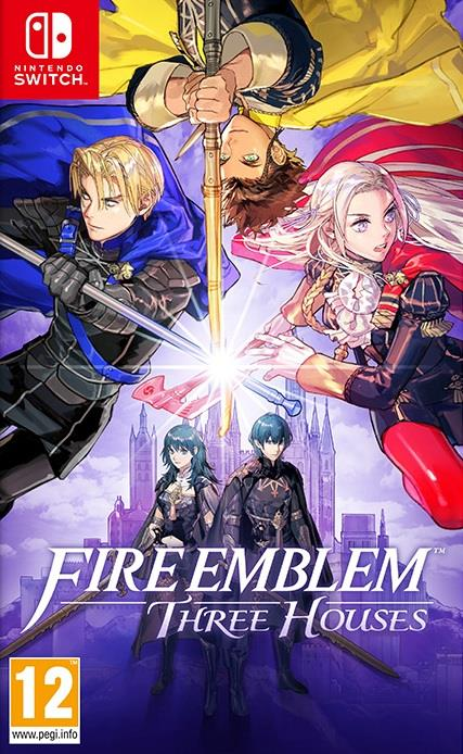 NINTENDO GAME NINTENDO SWITCH FIRE EMBLEM THREE HOUSES