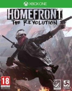MICROSOFT GAME MICROSOFT XBOX ONE HOMEFRONT THE REVOLUTION